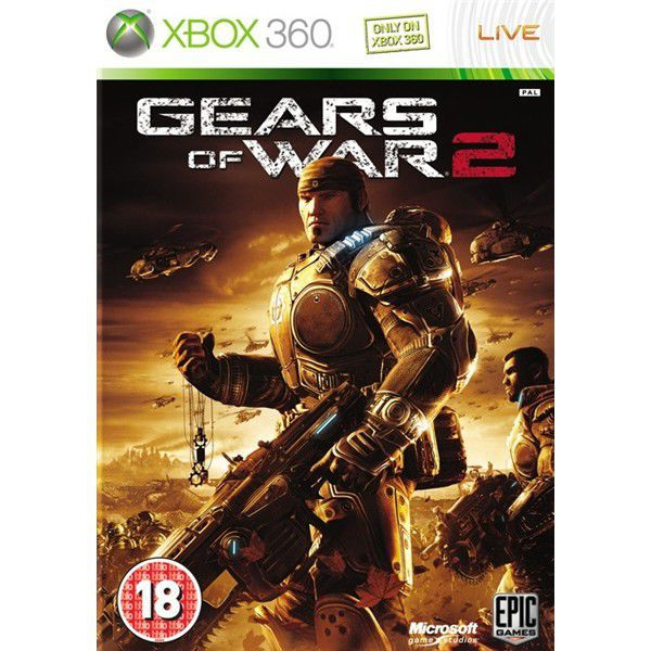 XBOX360 - Gears of War 2