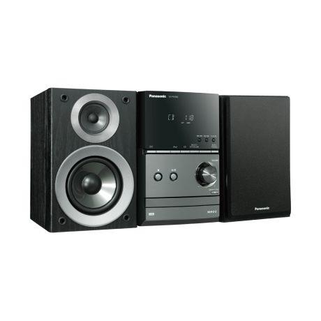 Panasonic SC-PM500EP (šedo-čierny)