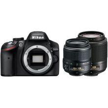 NIKON D3200 + 18-55 AF-S DX II + 55-200 AF-S DX II