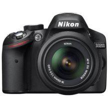 NIKON D3200 + 18-55 AF-S DX II