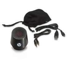 HP S4000 Black Portable Speaker