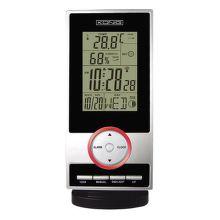 KONIG KN-WS200, radiom riadené hodiny s meteostanica