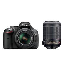 NIKON D5200 + 18-55 AF-S DX VR + 55-200 AF-S VR